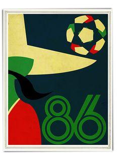 Un diseño minimalista de México 86
