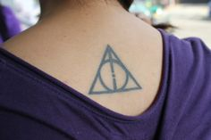 Deathly Hallows tat