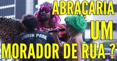 Você abraçaria um morador de rua ? >> http://www.tediado.com.br/12/voce-abracaria-um-morador-de-rua/