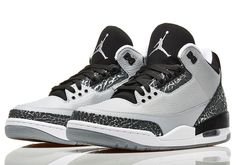 Air Jordan is a footwear and apparel line by Jordan Brand, which is owned by Nike. The imprint was created for Michael Jordan and has big plans for Air Jordan 3, Air Jordan Shoes, Jordan Shoes For Women, Cute Shoes, Me Too Shoes, Ugg Boots, Shoe Boots, Zapatillas Jordan Retro, Fashion Shoes