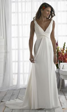 wedding dress..simplicity, i like from the waist down..the shoulders not so much