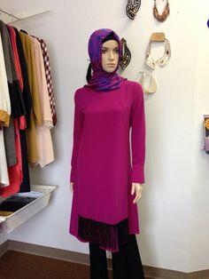 Purple Tunic with a matching purple blue shawl. ☔ #LdnOnt #London #ForestCity #YXU #Ontario #Canada #UWO #WesternU #2015 #Scarf #Shawl #Tunic #boutique #Canadian #CanadasLondon #Muslim #Women #clothing #scarves #hijab #store #hijabstyle #shopping #fashion #canadianstyle #lookbook #wiw #wiwn #mylook #follow #igfashion #instadaily #toronto #aprilstyle #beautifulday #style #ontario #igstyle #currentlywearing #igdiaries #styleblogger #instafasion #instagood #springstyle #whatiwore #baublebar…