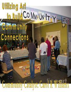 Community Art Project Painting