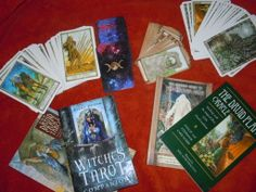 Divination Tools for Psychic Intuition