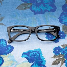 Derek Cardigan glasses 7003 black. Coastal.com