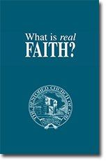 NONE OF YOU KNOW WHAT FAITH IS THOUGH ALL OF YOU CLAIM TO HAVE IT