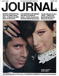 (1966) Barbra Streisand and Eliot Gould