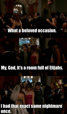 Season 3 Episode 4: Elijah and Lucien