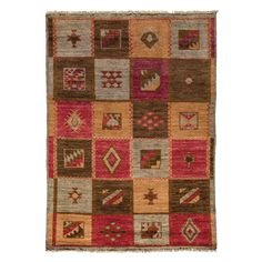 "Kaitag Collection Oriental Rug, 4'4"" x 6'"