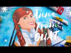 Painting Process, Painting & Drawing, Original Artwork, Original Paintings, Painting Courses, Disney Concept Art, Winter Solstice, Blue Art, Once Upon A Time