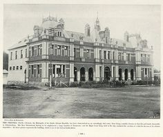 The Pretoria Club | South Africa by The National Archives UK