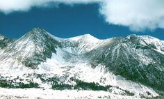 "Mt. Blanca and Ellingwood, Colorado ""14ers"""
