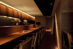 Sumibiyakiniku Dan restaurant by Nakagawa Design Office, Nagoya – Japan » Retail Design Blog