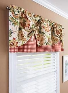 Dressing your bedroom windows is decorating at its most intimate. Window treatments are foundational to any room's decorating. - Check Out THE PICTURE for Lots of Ideas for Curtains Window Treatments. Burlap Window Treatments, Kitchen Window Treatments, Window Coverings, Window Valances, Kitchen Valances, Country Curtains, Window Dressings, Curtain Designs, Better Homes And Gardens
