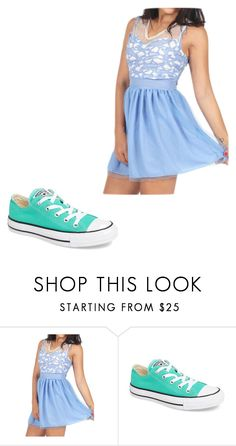 """""""Untitled #3"""" by emma-snow on Polyvore featuring Converse"""