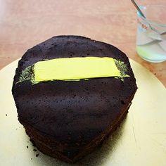 Easy Ninjago Cake