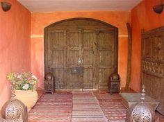 Love this door. Casa El Aguila- 1001 Nights Villa | Malaga, Spain