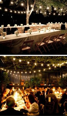 Globe String Lights | Easy Wedding Decorations Dollar Stores | Inexpensive Wedding Decor Ideas Unique