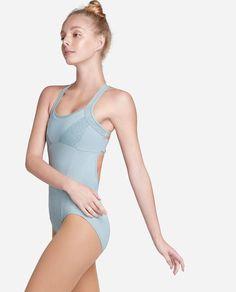 Blue Bodysuit Dark Blue Leotard Short sleeve  Medium Ballet Leotard Vintage 80s Onsie Blue Bodycon Vintage bodysuit Womans Leotard