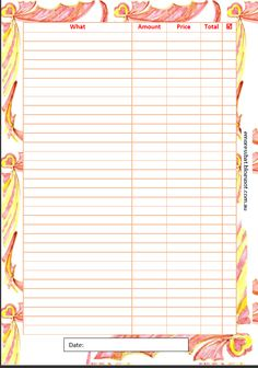 Empress Bat's Journal: FREE DOWNLOADS I am sharing my templates that I have created for my A5 filofax.