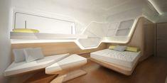 Zaha Hadid designs apartment for Ronald McDonald charity house