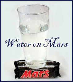 O Palhetas na Foz: Há água em Marte!