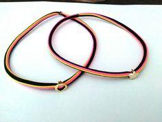 chokers Bangles, Bracelets, Chokers, Hoop Earrings, Personalized Items, Jewelry, Jewlery, Jewels, Bracelet