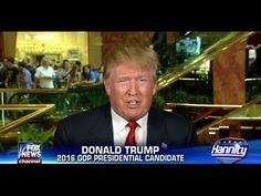 Donald Trump on Iran, Illegals, Trade, Jobs, and More !! - Conservatives4Palin