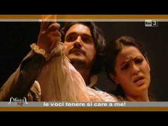 Rigoletto (Verdi), Duet, sung by Nino Machaidze and Francesco Demuro. Thanks Morrow ! Opera Arias, Human Voice, Music Sing, Learning Italian, Types Of Music, My Mood, Potpourri, Music Videos, Musicals