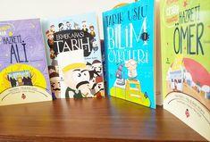 """OYUNCU ANNE MERVE on Instagram: """"Bu güzel kitaplar ramazan boyu hemen hergün elimizin altında olan süper dörtlümüz🙃  Hepsinden birkaç bölüm okuyorum bir oturuşta…"""" Anne, Aliens, Elsa, Cover, Books, Instagram, Libros, Book, Book Illustrations"""
