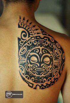 Ý nghĩa hình xăm maori là gì ? Nguồn gốc xăm maori - những hình xăm maor cực đẹp cho nam ở cánh tay, chân, ngực và lưng