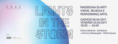 """LIGHTS IN THE STORM: Rassegna di arti visive, musica e performing arts presenta Chiara Dellerba + Antonio Abatangelo Exhibition.  06.04.2017 ore 18.00_24.00  Dal 6 al 18 aprile WONDERLUST#rome curerà """"Noi Vogliamo l'Utopia"""" residenza di Chiara Dellerba e Antonio Abatangelo per la rassegna Lights in the Storm. Chiara: """"Il titolo della mostra, residenza è Noi vogliamo l'utopia. Il tema principale è il concetto di corpo privato e corpo sociale. Il corpo e la sua messa in scena: il corpo come…"""