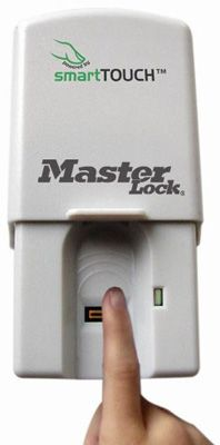 Master Lock unveils smartTouch garage door opener. Gotta have it!!!