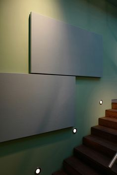 See the latest from leading Brands, Architects, Designers and Art Directors Stand Design, Acoustic, Architects, Wall Lights, Designers, Stairs, Interior Design, Space, Lighting