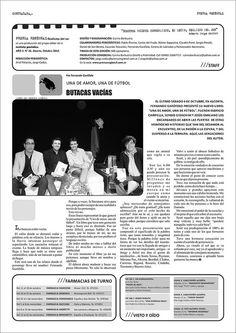 Diseño Editorial Contratapa Prensa Regional Nº35