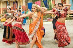 Bollywood Dance moves