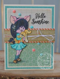 Made With Love Cards: High Hopes Stamps April's Release!