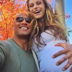 Get a Rare Glimpse of Dwayne Johnson and Lauren Hashian's Love Story
