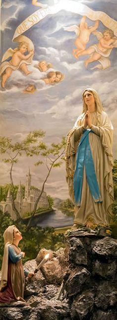 Our Lady of Lourdes - Brief Novena