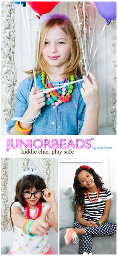 Juniorbeads - Kiddie chic and safe to chew