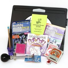 $49.95 Get Well Gift Basket on Lap Desk for Adults  MirthinaBox.com