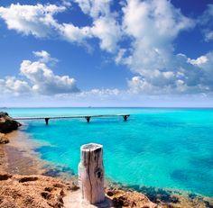 Lua-de-mel em Formentera