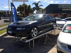 2004 Holden Monaro Coupe MANUAL LOW K'S Victoria Park Victoria Park Area Preview