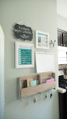 Building a command center in your home is easy with the Home Headquarters kit - Start Meal planning & managing your family calendar more efficiently. HHQ Kit includes everything you need + unlimited access to online templates, video tutorials and so much more!