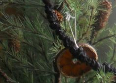Primitive Dried Blueberry Christmas Garland by PrimitiveHolidays, $9.99