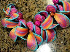 Fuschia Citrus, this is amazing and I love the colors!!!!! unique