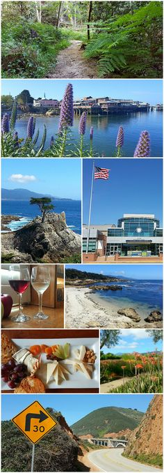 5 Fun Places to Go in Monterey County - California Travel New Travel, Canada Travel, Summer Travel, Solo Travel, Travel Usa, Family Travel, Travel Trip, Asia Travel, Fun Places To Go