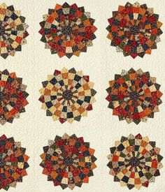 Checkered Dresden tutorial using the Oak Haven Jelly Roll from Kansas Troubles #checkereddresdenquilt