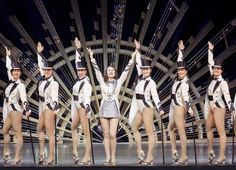 The Rockettes Spring Costumes: Get All The Details!  #InStyle