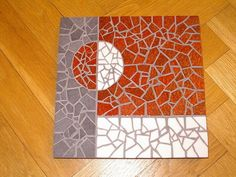 Mosaic Garden Art, Mosaic Pots, Mosaic Diy, Mosaic Crafts, Mosaic Glass, Glass Art, Mosaic Furniture, Mosaic Art Projects, Mosaic Stepping Stones